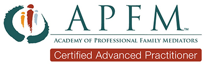 Academy of Professional Family Mediators logo