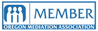 Oregon Mediation Association logo
